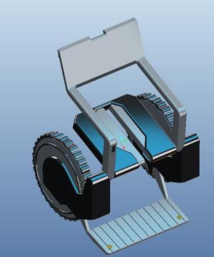 机械学院三维创新设计大赛优秀作品选登图片